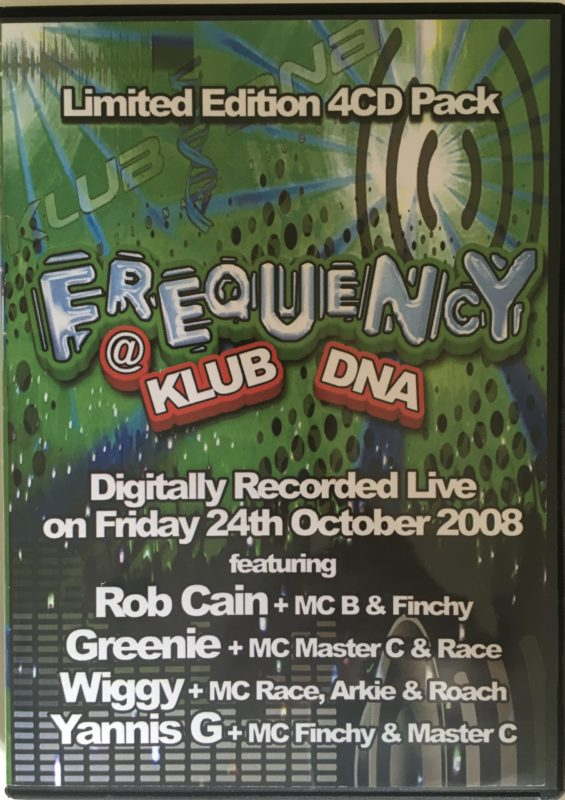 Frequency 24th October 2008 front