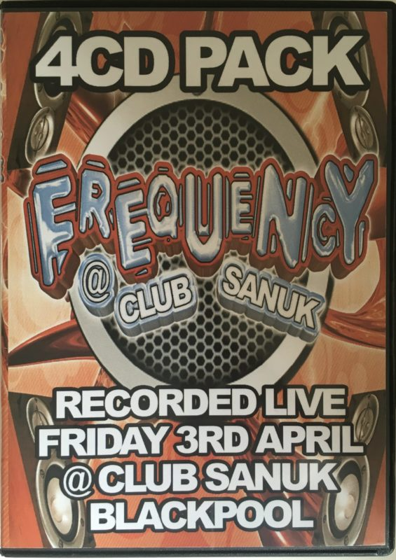 Frequency 3rd April 2009 front
