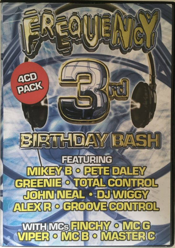 Frequency 3rd Birthday front