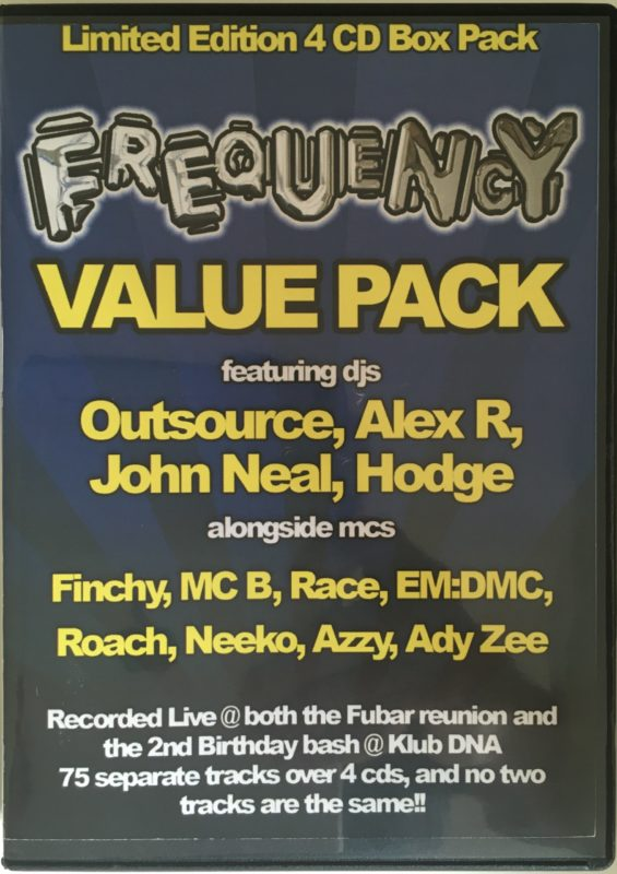 Frequency Value Pack front