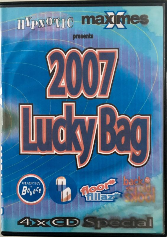 Maximes 'Lucky Bag' - Best sets from 2007 front